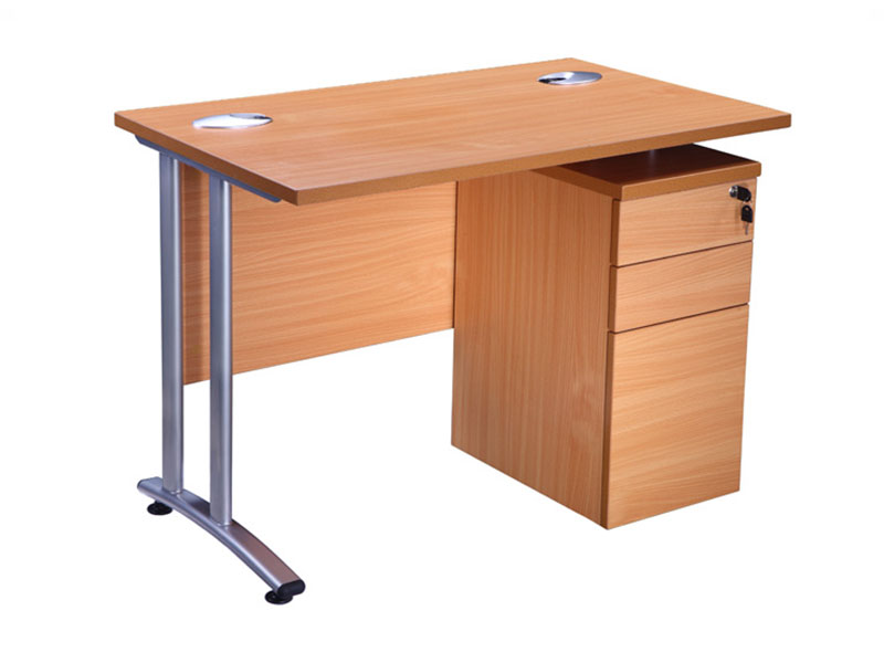New Straight Office Desks